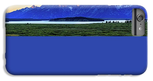 Teton Sunset IPhone 6 Plus Case
