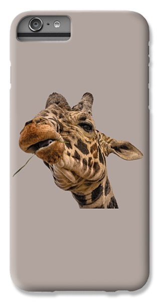 Thank You IPhone 6 Plus Case by Mark Myhaver