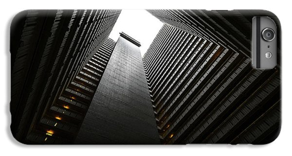 The Abyss, Hong Kong IPhone 6 Plus Case by Reinier Snijders