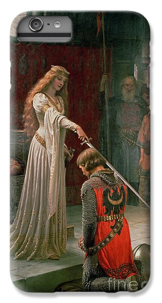 The Accolade IPhone 6 Plus Case by Edmund Blair Leighton