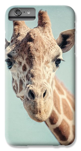 The Baby Giraffe IPhone 6 Plus Case by Lisa Russo