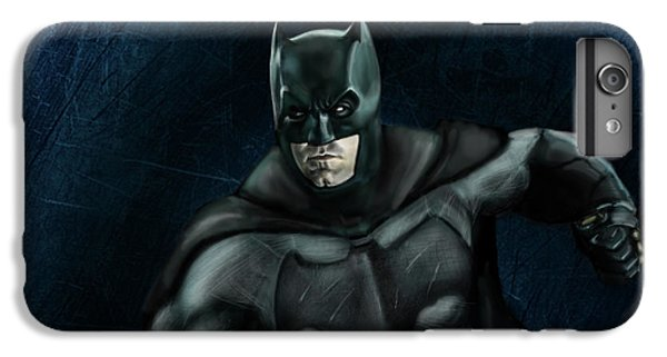 The Batman IPhone 6 Plus Case by Vinny John Usuriello