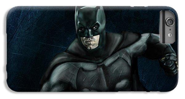 The Batman IPhone 6 Plus Case by Vinny John Usuriello
