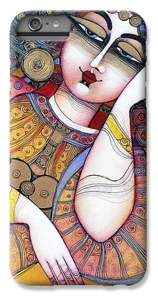 Magician iPhone 6 Plus Case - The Beauty by Albena Vatcheva