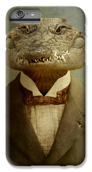 The Boss IPhone 6 Plus Case by Martine Roch