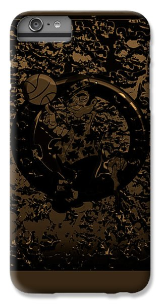 The Boston Celtics 1f IPhone 6 Plus Case by Brian Reaves