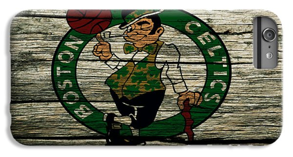 The Boston Celtics 2w IPhone 6 Plus Case by Brian Reaves