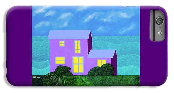 iPhone 6 Plus Case - The Caicos by Synthia SAINT JAMES