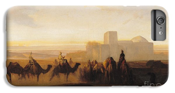 The Caravan IPhone 6 Plus Case by Alexandre Gabriel Decamps