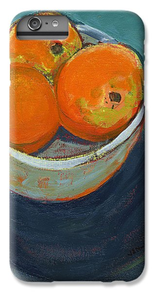 Fruit iPhone 6 Plus Case - The Community Bowl Project by Jennifer Lommers
