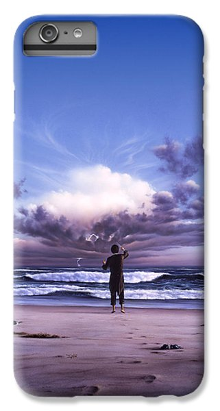 Seagull iPhone 6 Plus Case - The Conductor by Jerry LoFaro