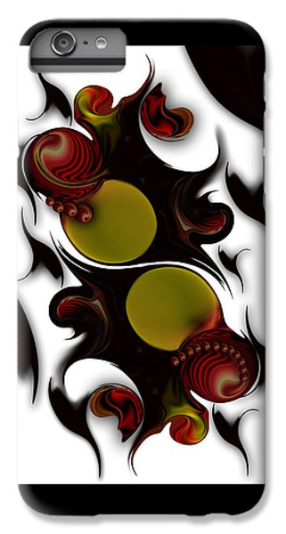 IPhone 6 Plus Case featuring the digital art The Continuation Of Dreams by Carmen Fine Art