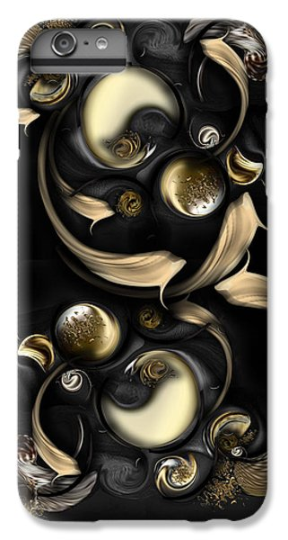 The Darkened Meditation IPhone 6 Plus Case