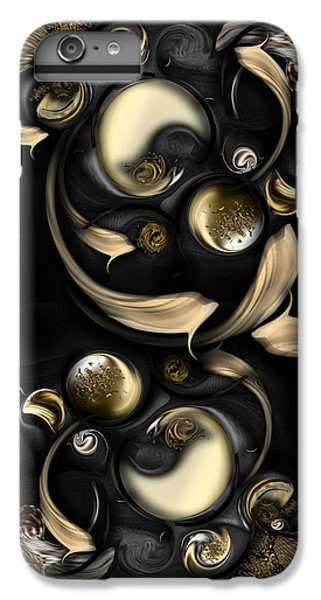 The Darkened Meditation IPhone 6 Plus Case