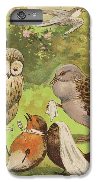 The Death Of Cock Robin IPhone 6 Plus Case by English School