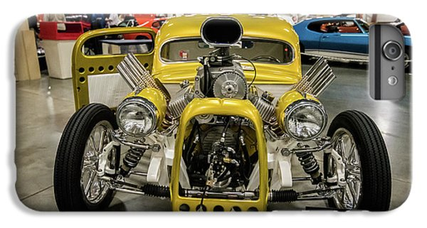 IPhone 6 Plus Case featuring the photograph The Devils Beast by Randy Scherkenbach