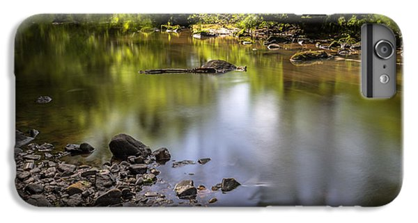 IPhone 6 Plus Case featuring the photograph The Devon River by Jeremy Lavender Photography