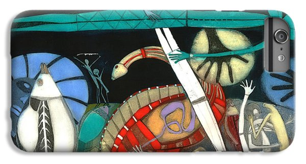 The Dream Of The Fish IPhone 6 Plus Case by Annael Anelia Pavlova