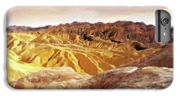 Barren iPhone 6 Plus Case - The Dry Lands by Sarah Kirk