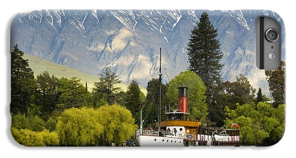 The Earnslaw IPhone 6 Plus Case by Werner Padarin