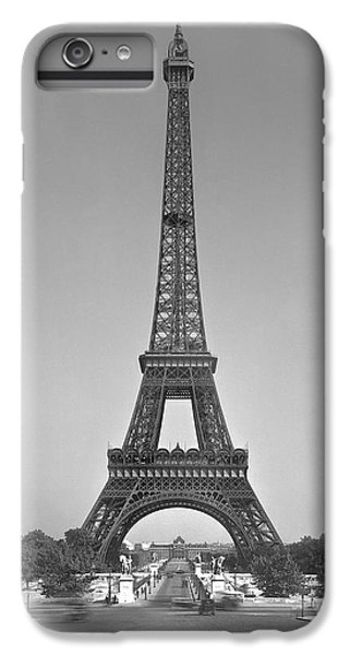 The Eiffel Tower IPhone 6 Plus Case by Gustave Eiffel