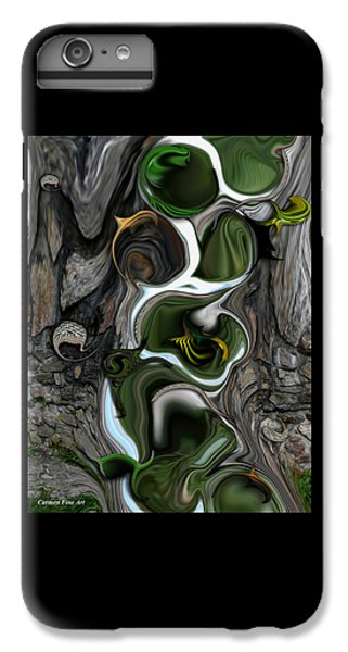 The Evolving Dimensionality IPhone 6 Plus Case
