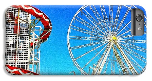 London iPhone 6 Plus Case - The Fair On Blacheath by Samuel Gunnell
