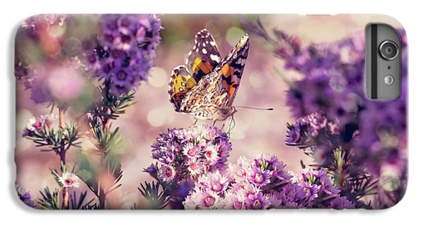 IPhone 6 Plus Case featuring the photograph The First Day Of Summer by Linda Lees
