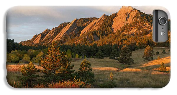 The Flatirons - Autumn IPhone 6 Plus Case