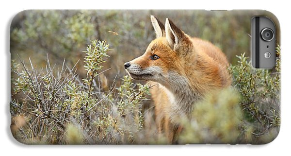 The Fox And Its Prey IPhone 6 Plus Case by Roeselien Raimond
