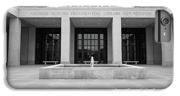 The George W. Bush Presidential Library And Museum  IPhone 6 Plus Case by Robert Bellomy