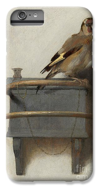 The Goldfinch, 1654  IPhone 6 Plus Case