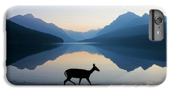 Deer iPhone 6 Plus Case - The Grace Of Wild Things by Dustin  LeFevre