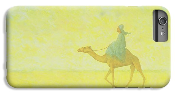 Desert iPhone 6 Plus Case - The Journey by Tilly Willis
