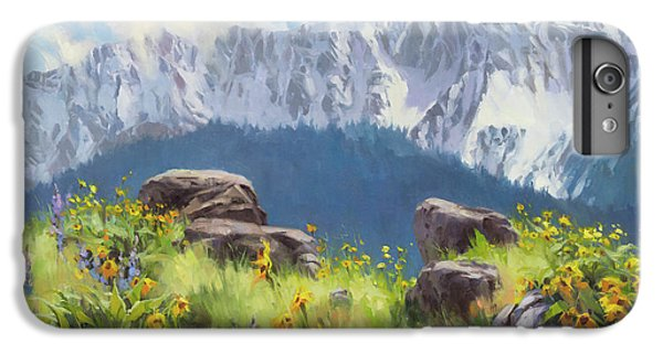 Daisy iPhone 6 Plus Case - The Land Of Chief Joseph by Steve Henderson