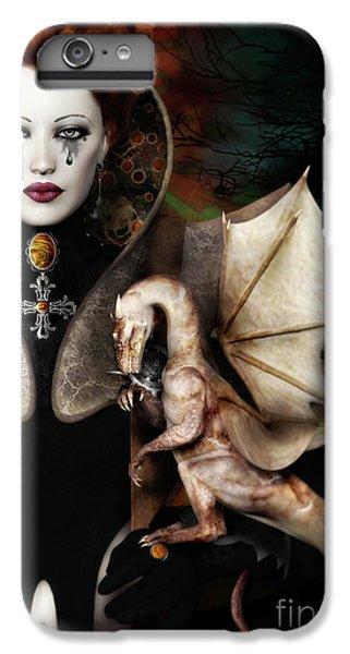The Last Dragon IPhone 6 Plus Case by Shanina Conway