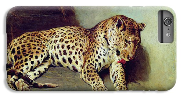 The Leopard IPhone 6 Plus Case by John Sargent Noble