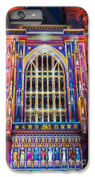 The Light Of The Spirit Westminster Abbey London IPhone 6 Plus Case by Tim Gainey
