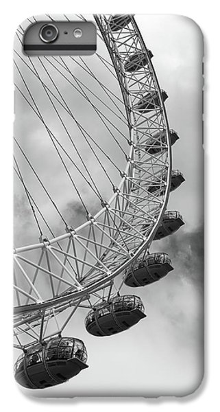 The London Eye, London, England IPhone 6 Plus Case