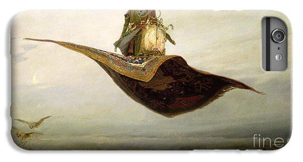 Barren iPhone 6 Plus Case - The Magic Carpet by Apollinari Mikhailovich Vasnetsov