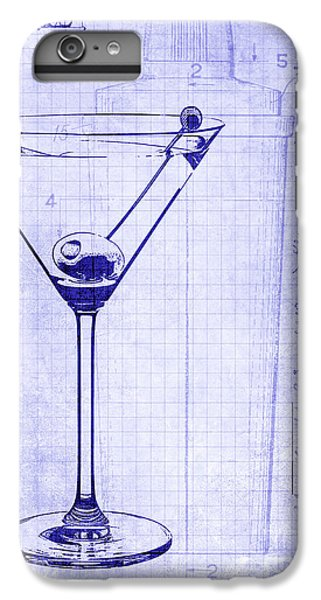 The Martini Blueprint IPhone 6 Plus Case