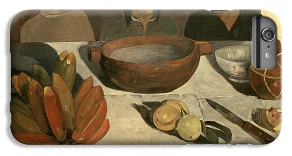 The Meal IPhone 6 Plus Case by Paul Gauguin