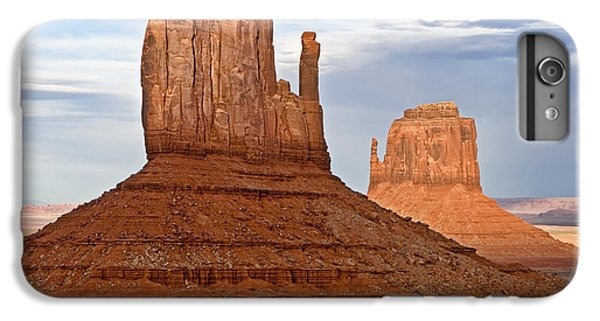Desert iPhone 6 Plus Case - The Mittens by Peter Tellone