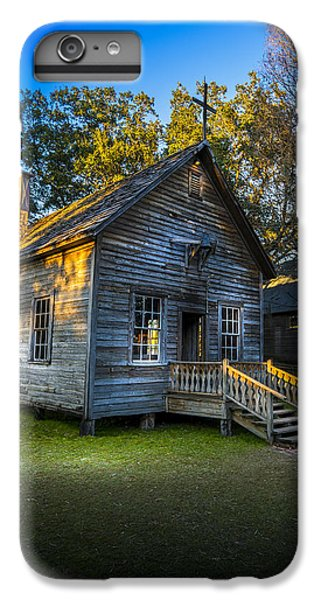 The Old Church IPhone 6 Plus Case by Marvin Spates