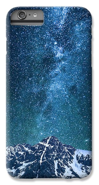 IPhone 6 Plus Case featuring the photograph The One Who Holds The Stars by Aaron Spong