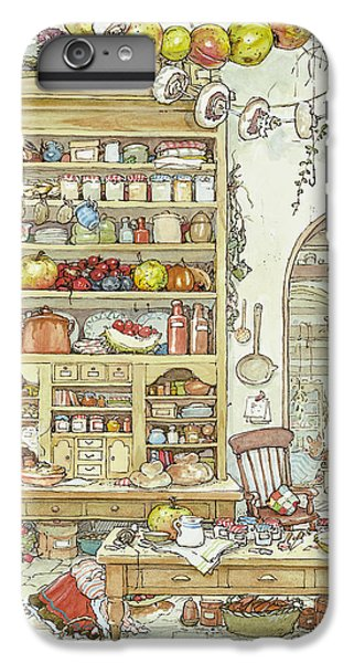 Nature iPhone 6 Plus Case - The Palace Kitchen by Brambly Hedge
