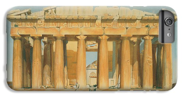 Architecture iPhone 6 Plus Case - The Parthenon by Louis Dupre