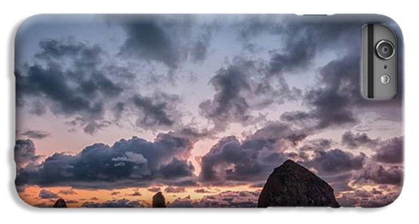 iPhone 6 Plus Case - The Photogaph Was Taken Of Haystack by Jon Glaser