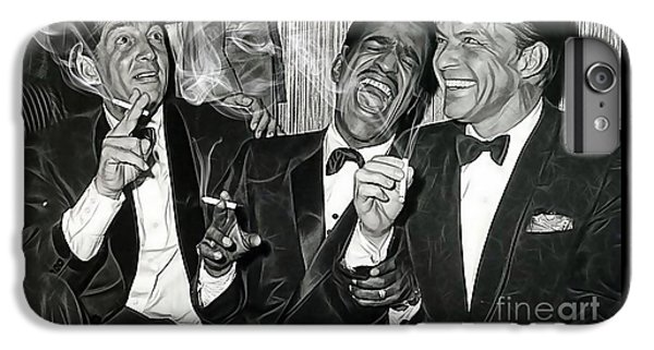 The Rat Pack Collection IPhone 6 Plus Case