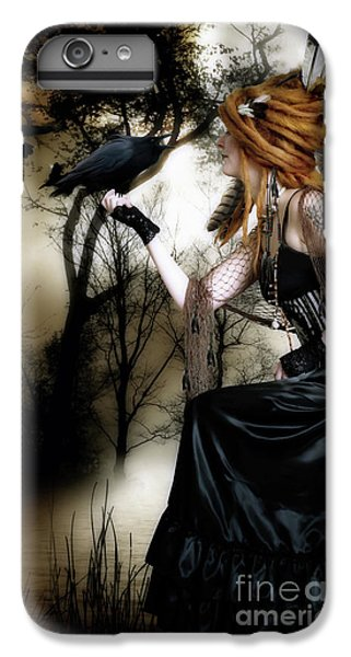 The Raven IPhone 6 Plus Case by Shanina Conway